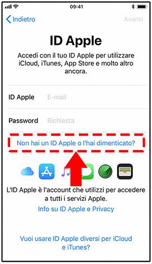 come-creare-un-id-apple-dopo-aver-attivato-iphone